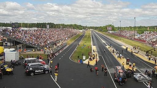 Commerce Dragway put up for sale