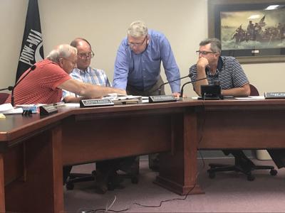 BOC members discuss property