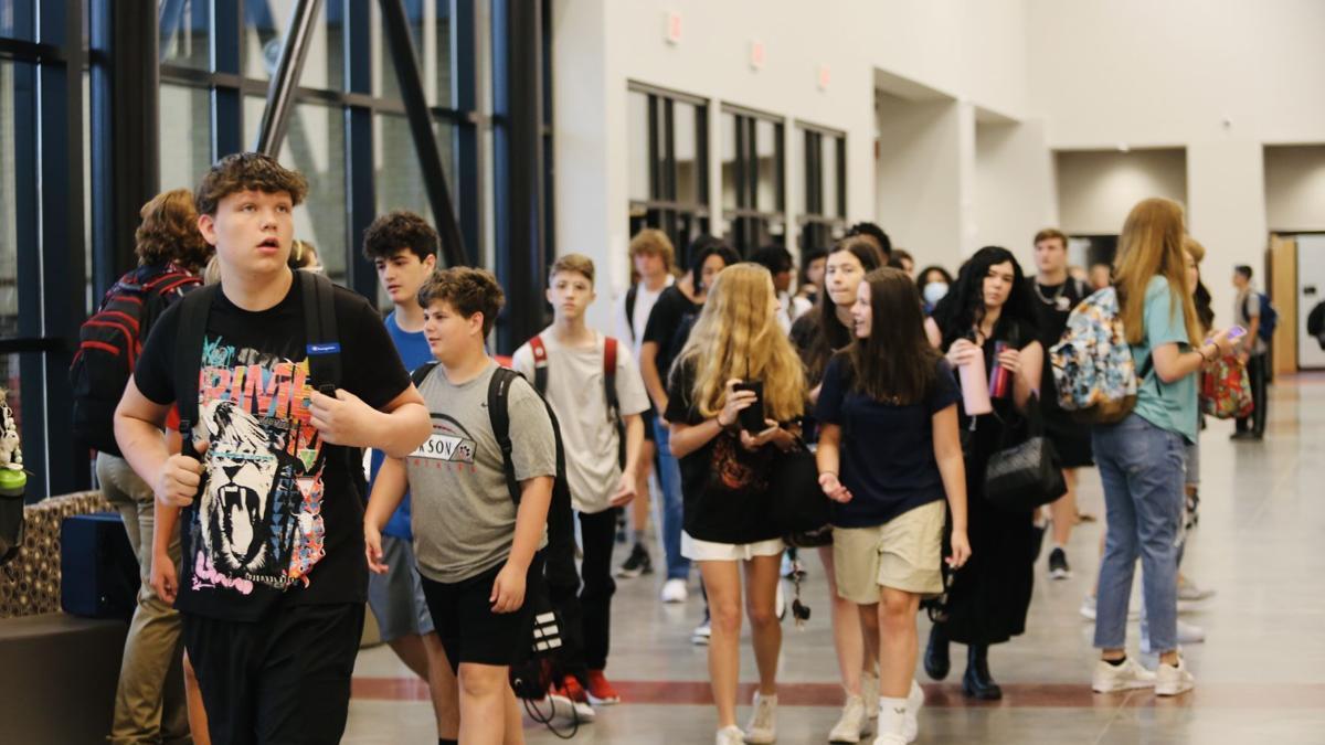 New JCHS opens its doors