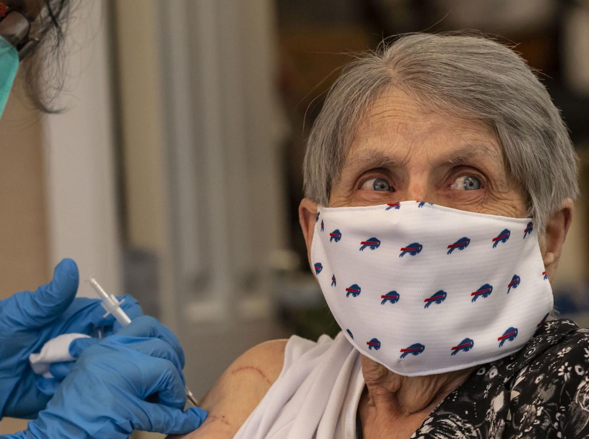 Getting critical vaccine