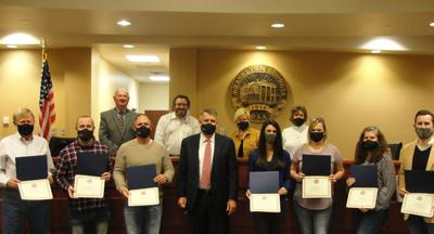 Braselton honors Citizens Academy grads