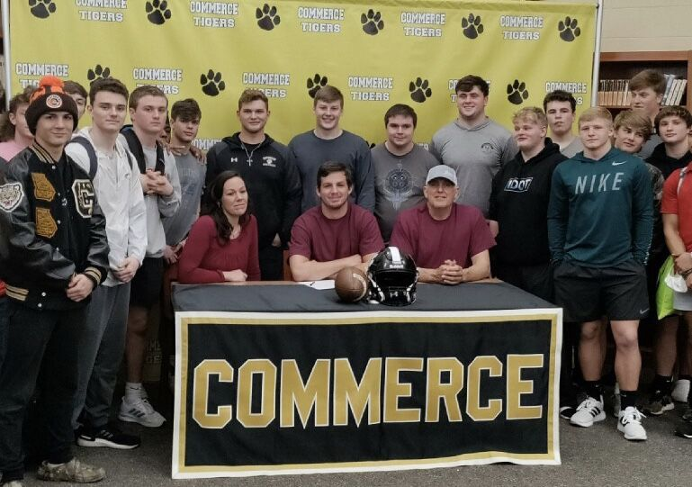 CHILDERS TO PLAY FOOTBALL AT ERSKINE