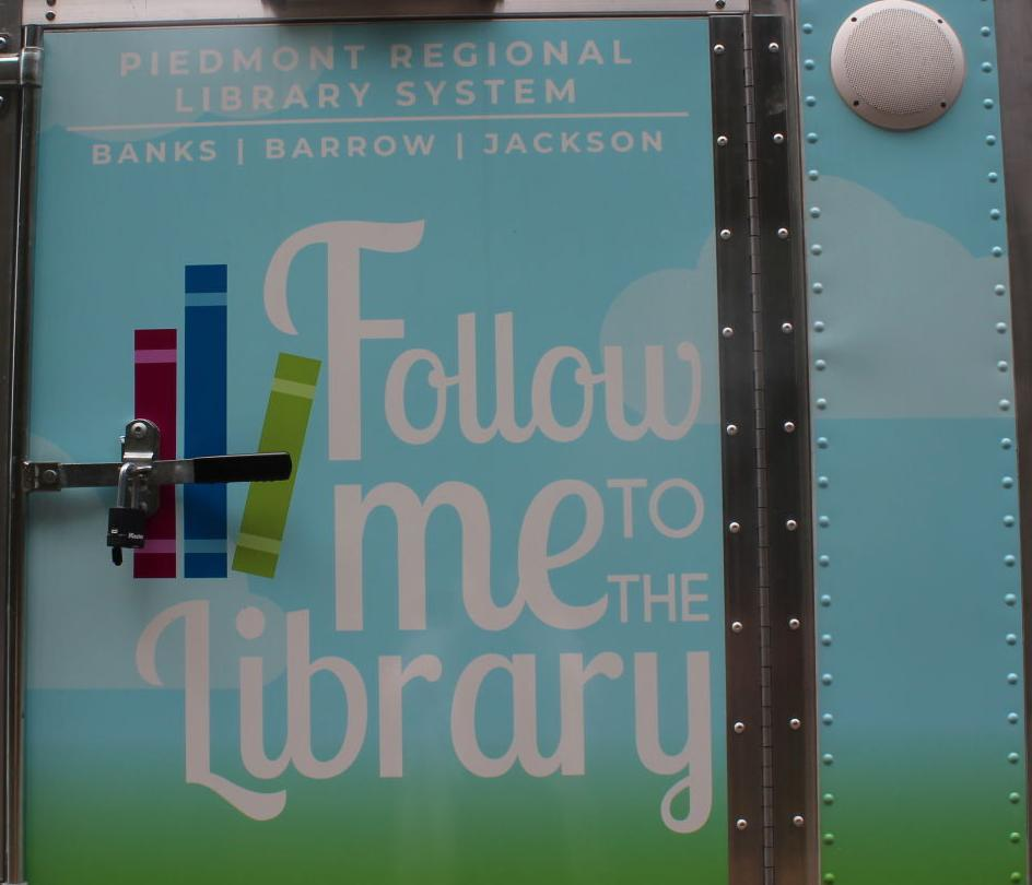 'FOLLOW ME TO THE LIBRARY'