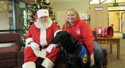 Santa Paws to visit shelter