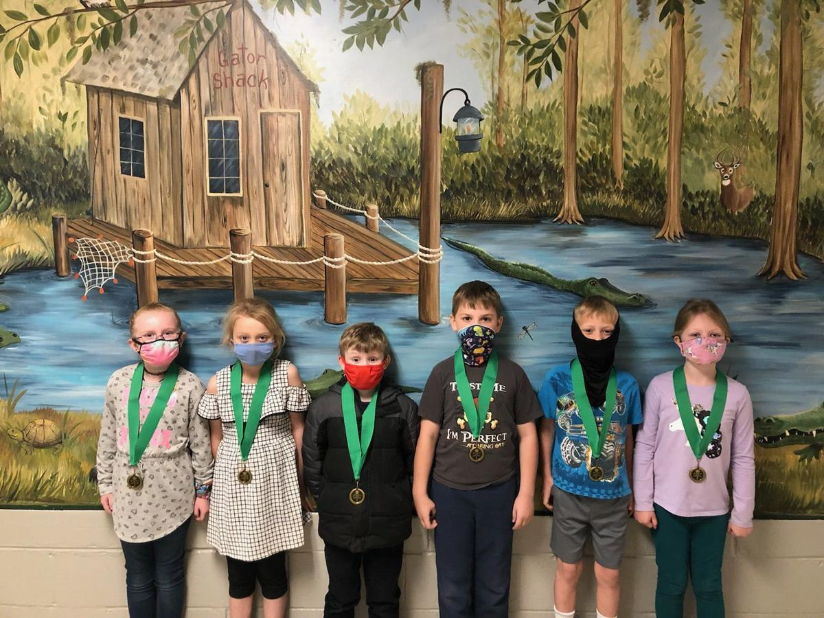 Ila Golden Gators (first grade)