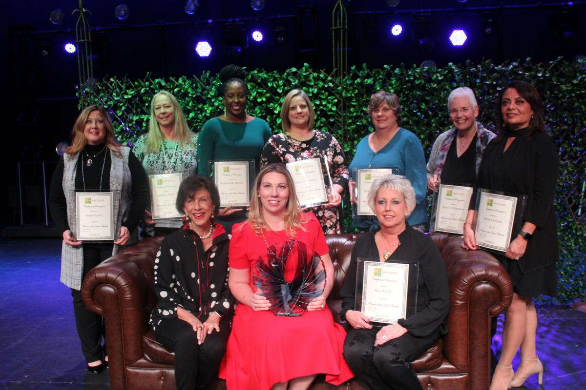 WOMAN OF THE YEAR NOMINEES