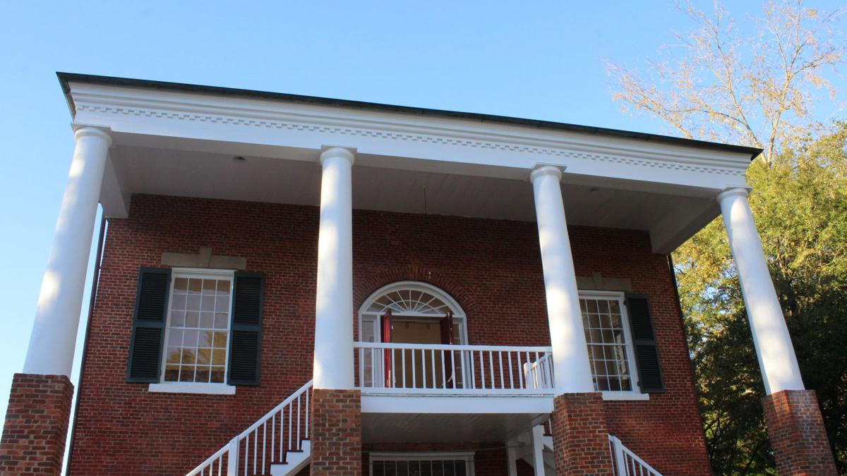 Historic courthouse open house held