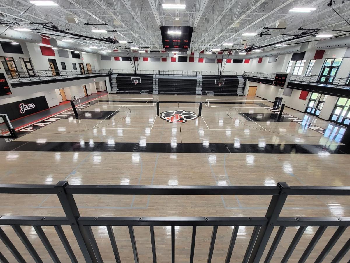 New Panther Indoor Stadium