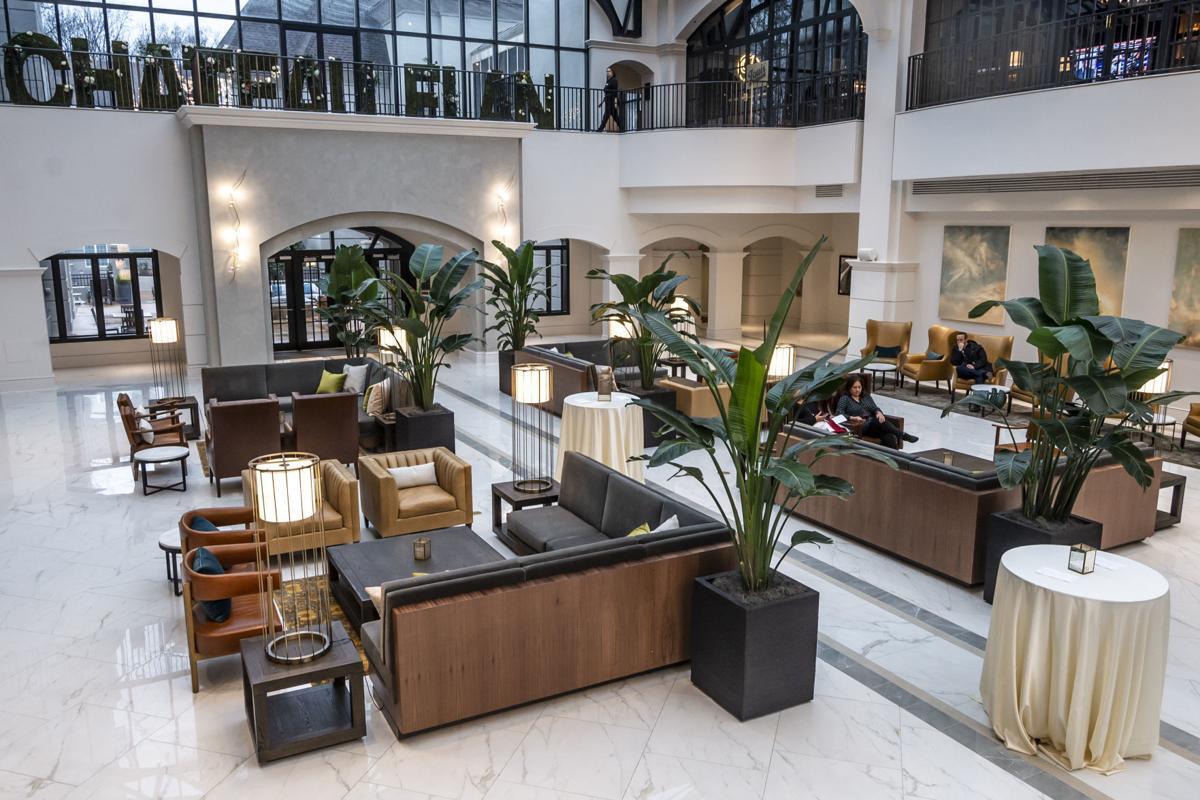 Chateau Elan Inn receives facelift