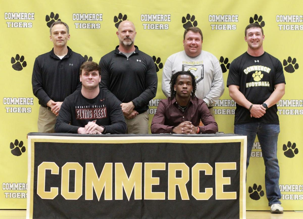 SUBER AND CUNNINGHAM SIGN WITH ERSKINE