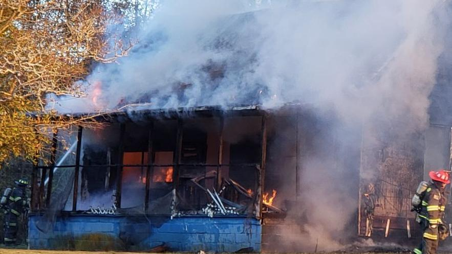 House fire ruled arson; reward offered