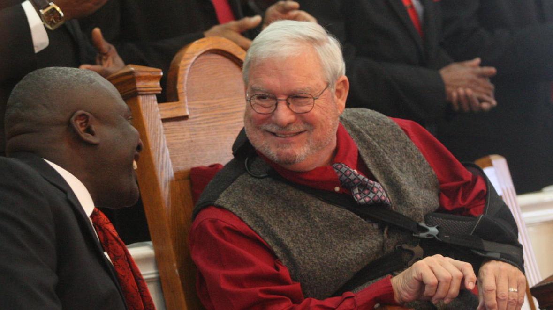 Former judge emphasizes unity at MLK celebration