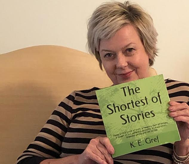 Local resident writes book