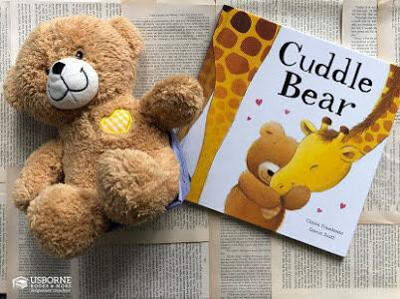 Book and bear