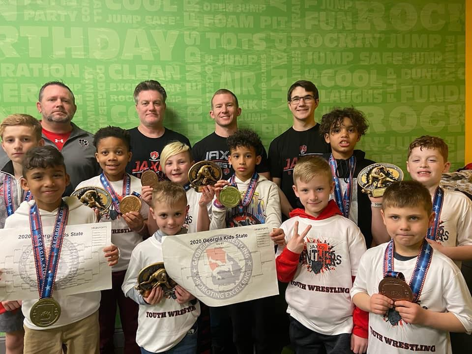 YOUTH PANTHER STATE PLACERS