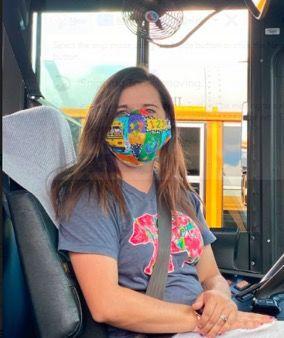 New mask