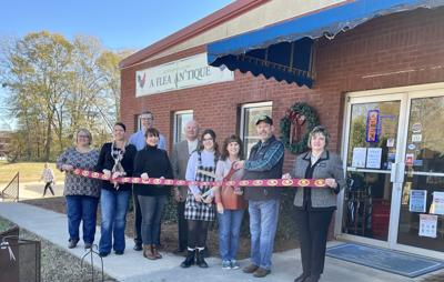 Ribbon cut for new owners
