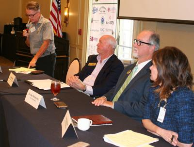 Panel talks about county