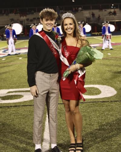 Bell named Cumberland homecoming queen