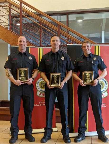 Awards given