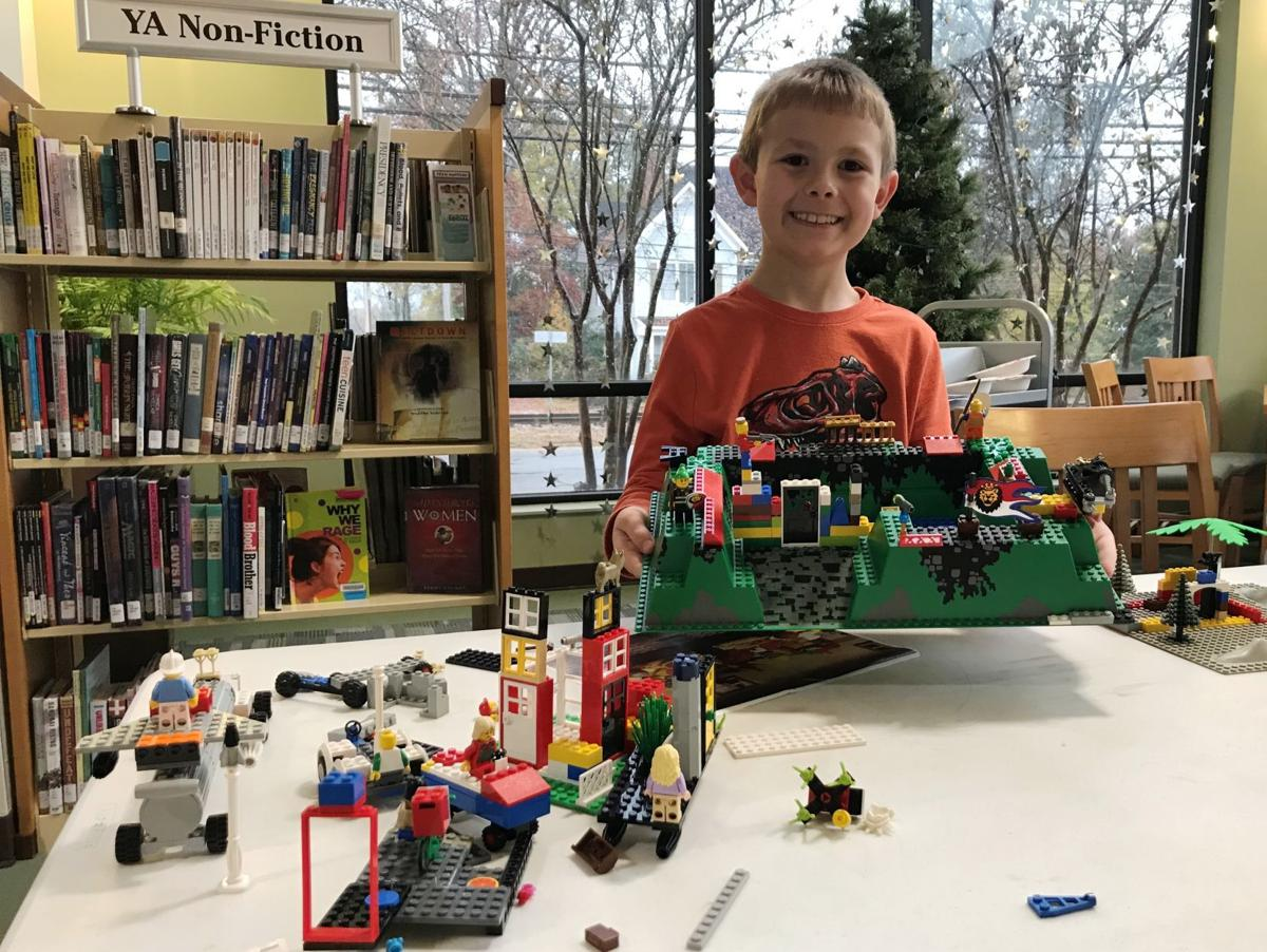 Turkey Day Lego Challenge