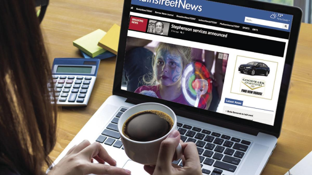 Braselton News launches new website