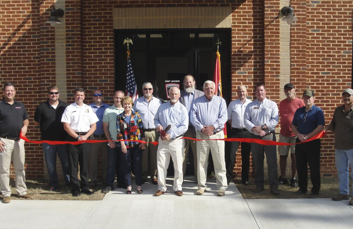 West Jackson gets new fire station