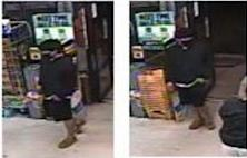 Information sought on suspect