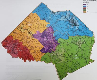 BOC map