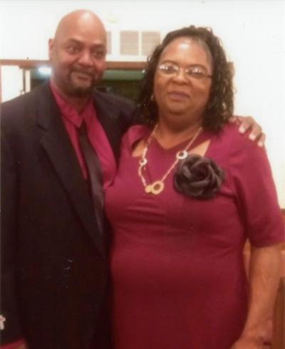 REV. AND MRS. JOSEY