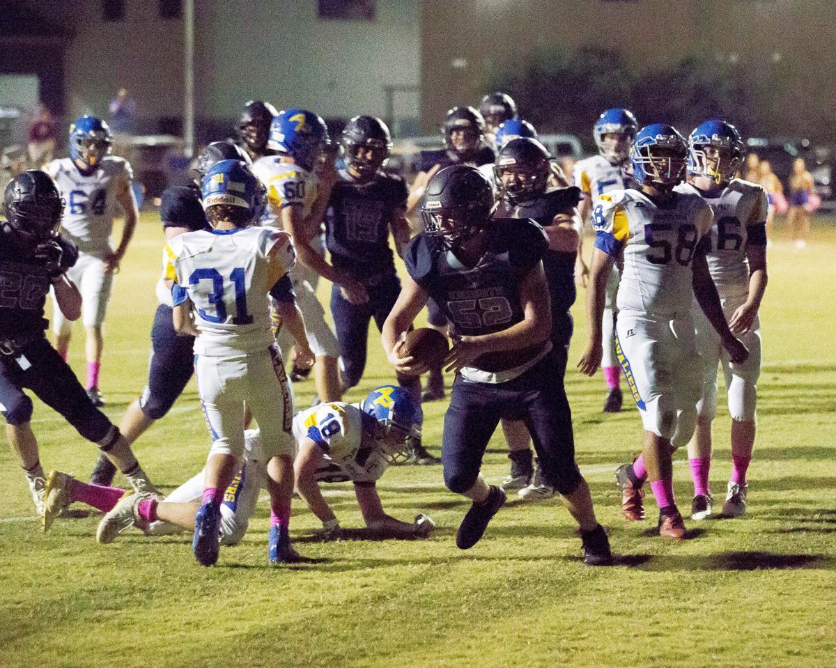 Touchdown Knights