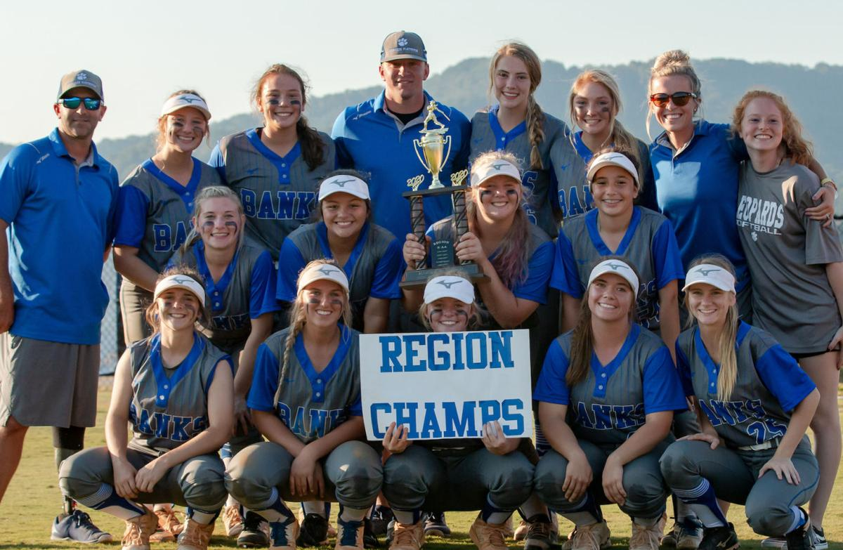 LADY LEOPARDS WIN REGION