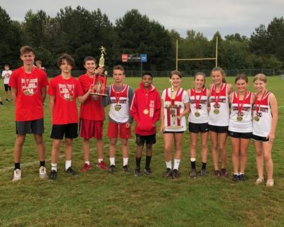 Region runners up