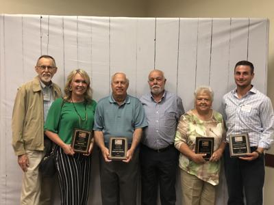 Farm Bureau honored