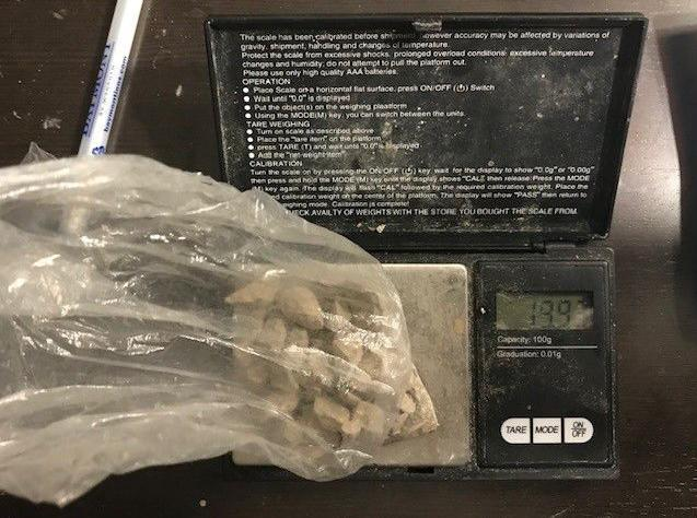 HEROIN SEIZED