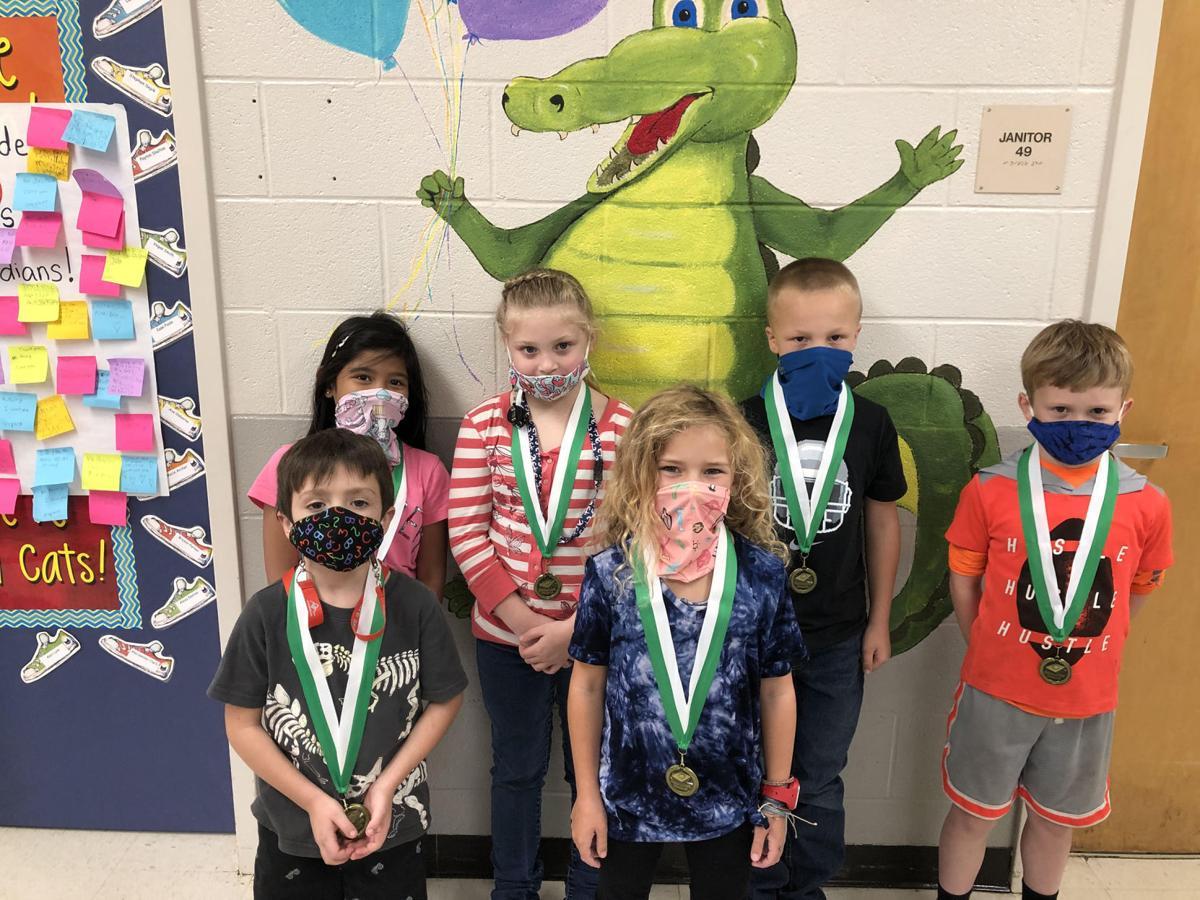 Ila Golden Gators (first grade)
