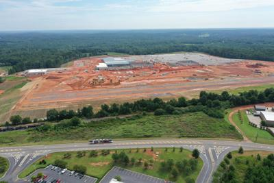 SOUTHEAST TOYOTA WORKING ON NEW FACILITY