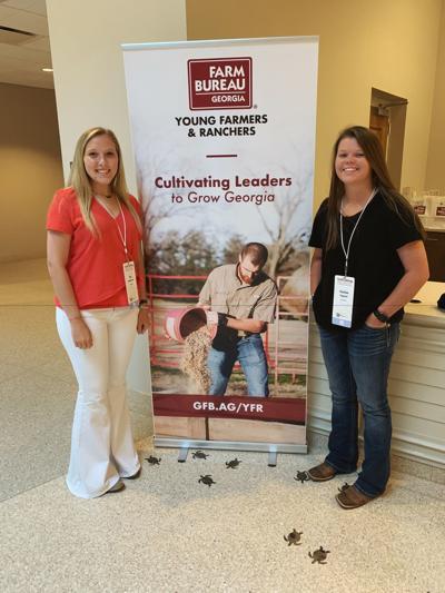 Farm Bureau conference held