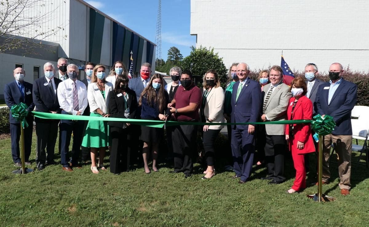Ribbon-cutting at Empower
