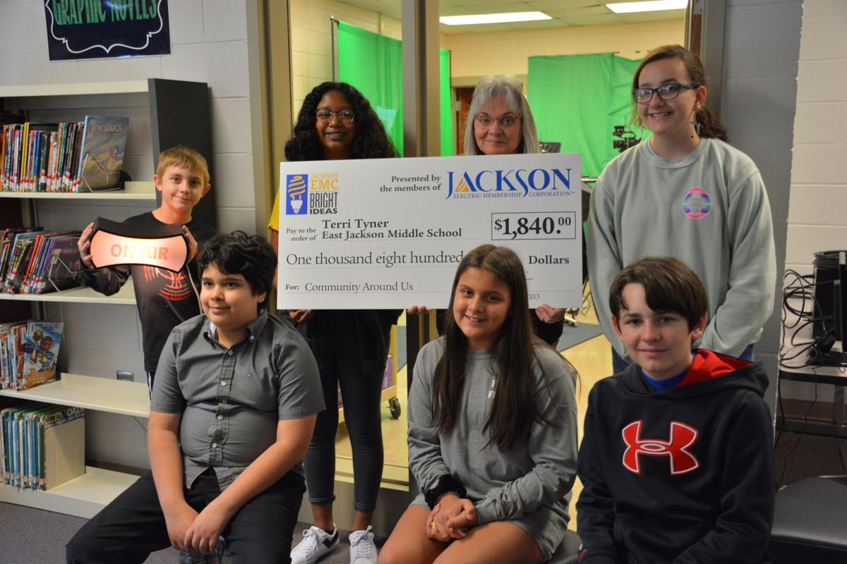 Grant to fund community videos at EJMS