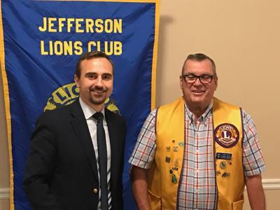 Jefferson Lions Club meeting held