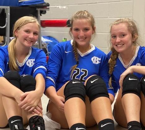 VOLLEYBALL TEAM MEMBERS