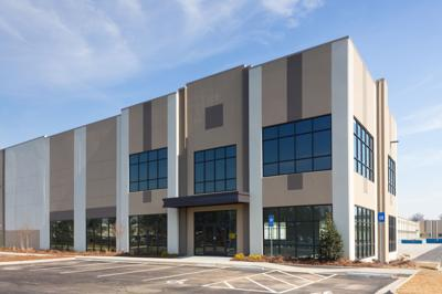 Distribution center sold