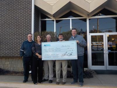 County awarded employee safety grant