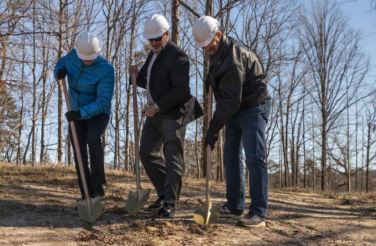 Cresswind Georgia breaks ground for community club house