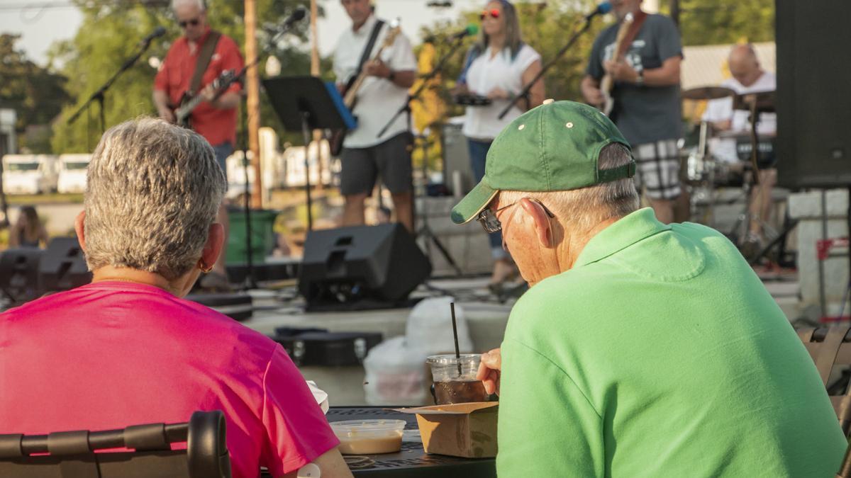 PHOTOS: Downtown Winder Live Summer Concert Series kicks off