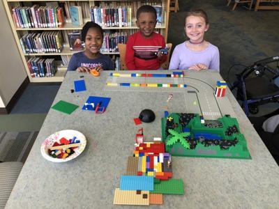 Enjoying Lego Program