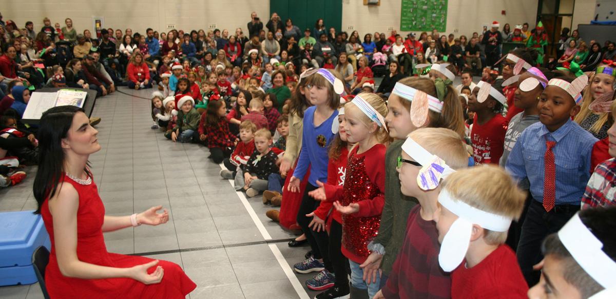 Hull-Sanford holds Christmas concert