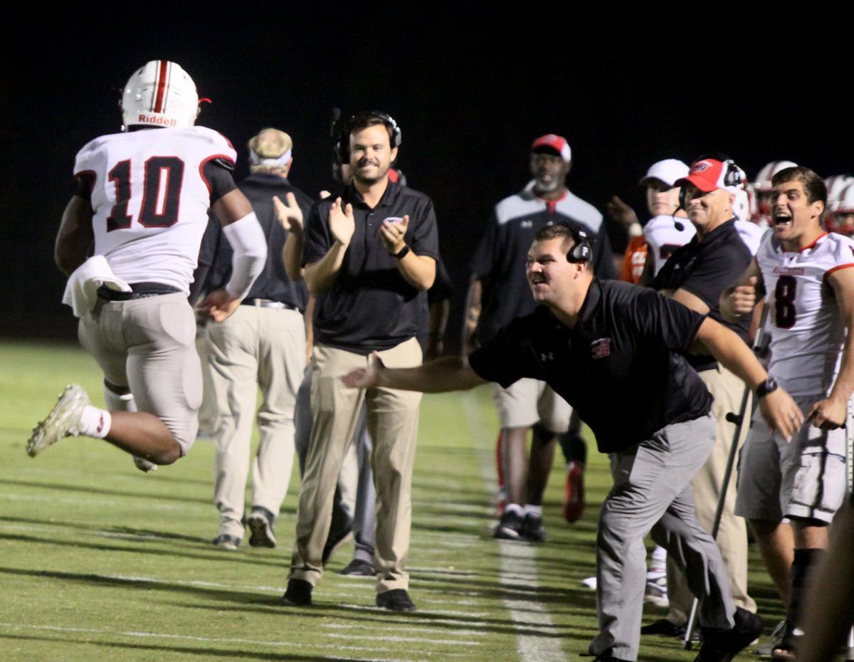 Sullivan celebrates