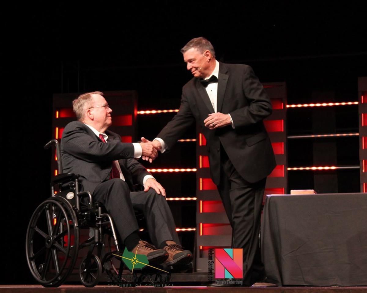 Hill wins 'Shining Star' award